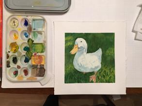 Duck Friend Commission