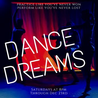Online Dance Promo Design