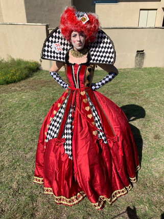 Queen of Hearts Character (CIRCUS PICNIC