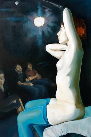 Nude Art History Portrait