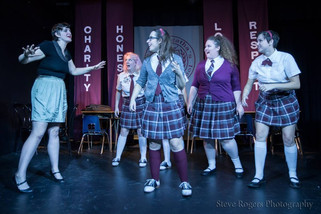 Reform School for Wayward Girls (Improv)