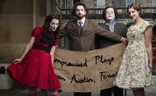 PGraph's French Farce in Edinburgh (Improv)