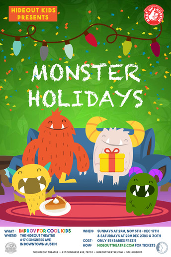 Hideout-Kids-Monster-Holidays-2017-Poste