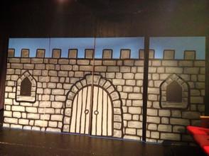 Castle Mural (Multiple Panels)
