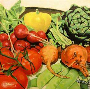 Oil Vegetable Commission