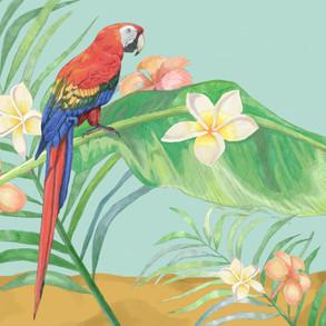 Original Digital Painting for Hotel Clie
