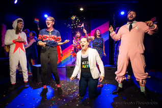 LGBTQA+ Musical Set
