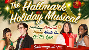 Hallmark Holiday Musical Web Graphic