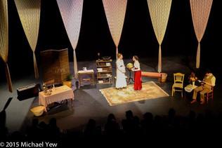 Chekhov Large Stage Design