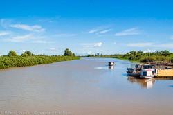 Delta- Parnaíba via rio Parnaiba