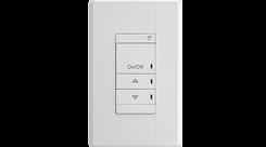 nLight air wall switch wireless rPODBA