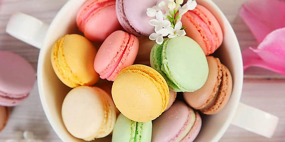 Cooking with Nydia (macarons)