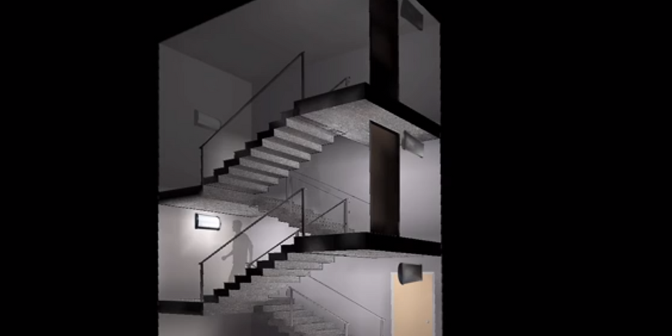 Stairwells: Codes, Sensors, and Solutions