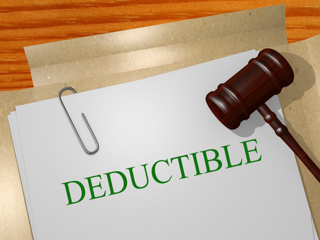 Common DeductionsFor Business Owners