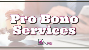 Is my Pro Bono Services as a lawyer Tax Deductible?