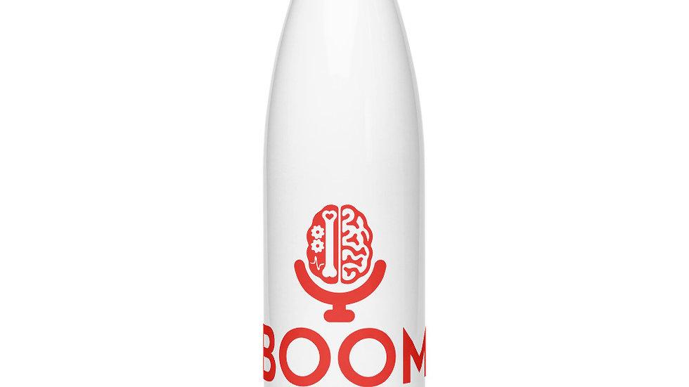 BOOM Stainless Steel Water Bottle