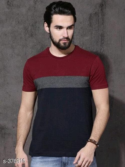 Men's Standard Suave Cotton T-shirts Vol-1