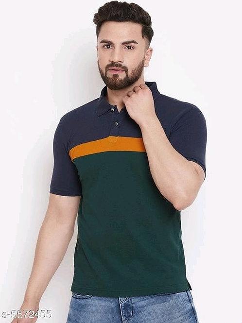 Trendy Partywear Men's Tshirts