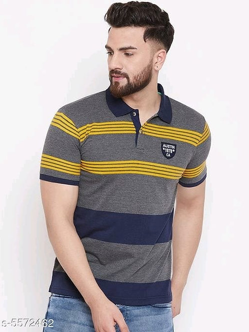 Trendy Partywear Men's Tshirts