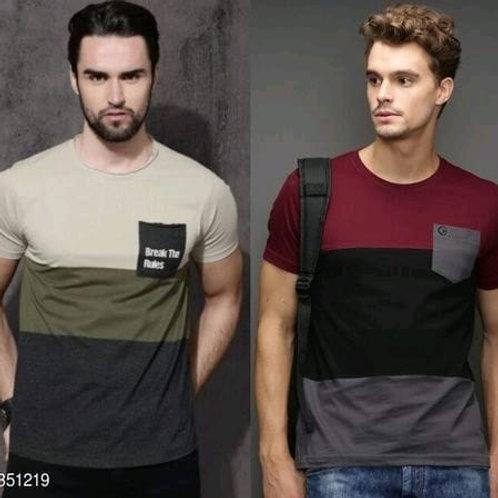 Dapper Standerd Men's T-shirts Vol-1