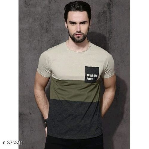 Men's Standard Suave Cotton T-shirts Vol-1