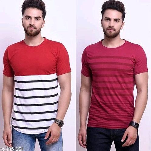 Dapper Standerd Men'sCotton T-Shirts Vol-1