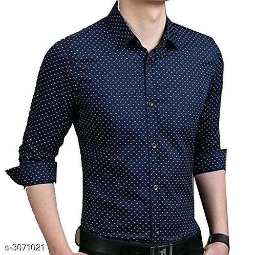 Ethnic Stylish Premium Cotton Printed Men's Shirts