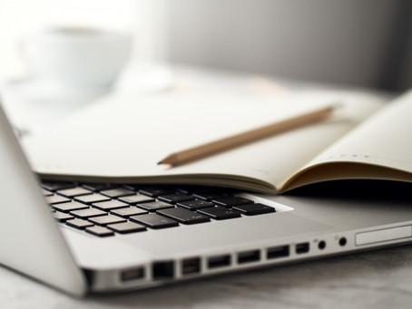 5 טיפים לכתיבת מאמרים באתר הבית