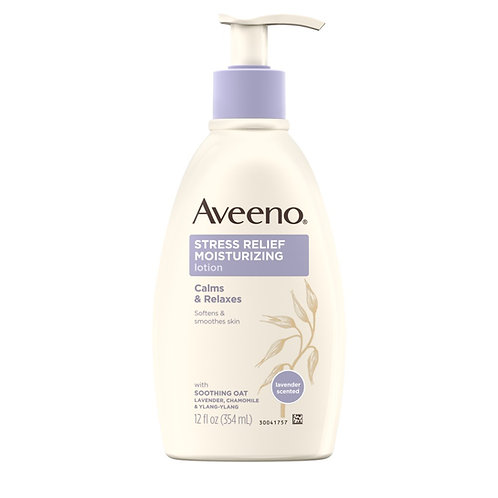 Aveeno Stress Lotion ®