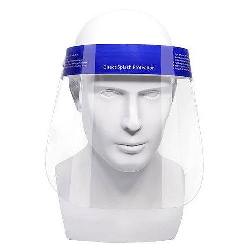 Fog free Face shield