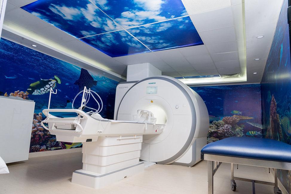3 Tesla MRI at Ruby Medical Center