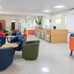 Ruby Medical Center Reception