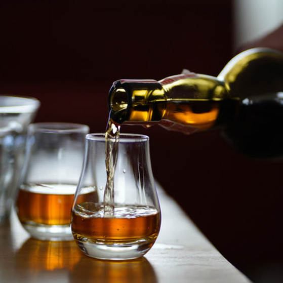 It is Here: Bourbon and Whiskey Flights