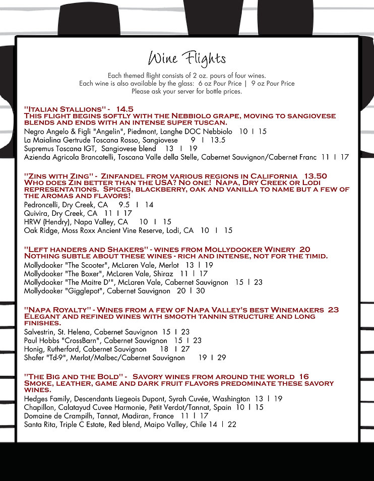 Flight Plan Menu Pages 2 and 3 only 09.9