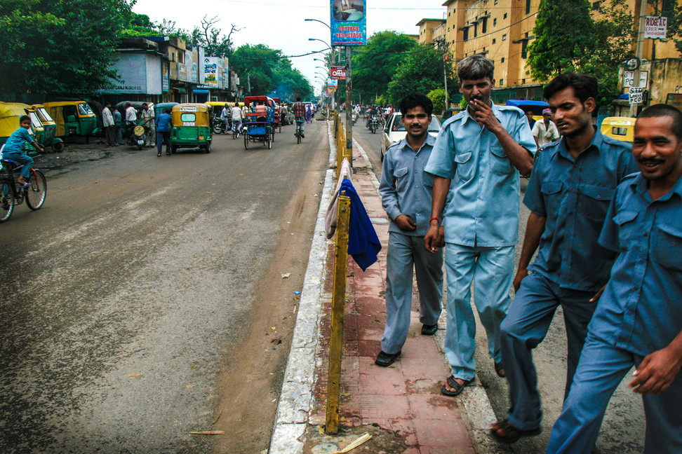 New Delhi, India, 2006