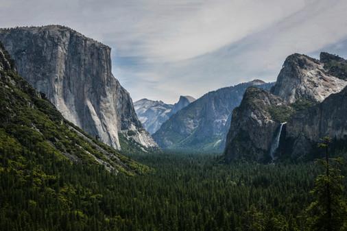 Yosemite, California, 2016