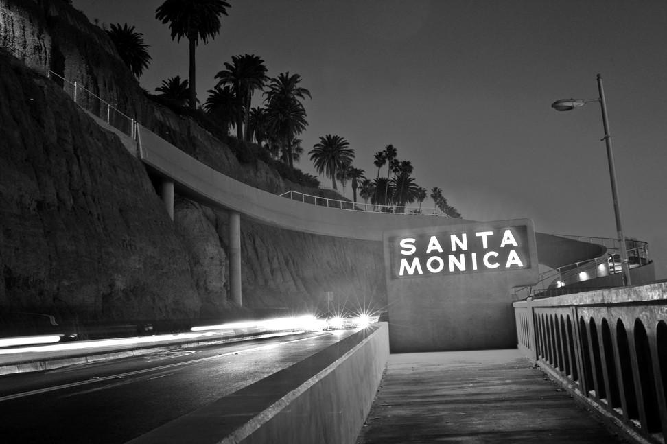 Santa Monica, California, 2016