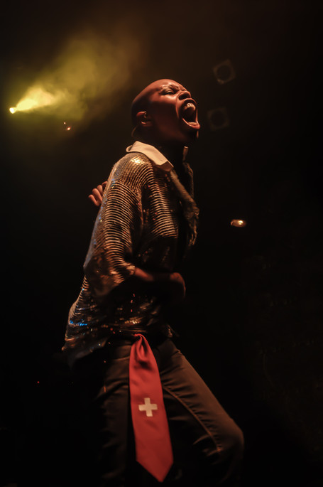 Skin, London, 2009