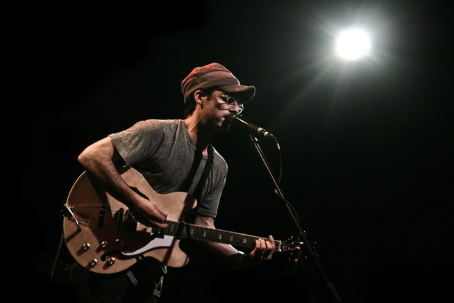 Clap Your Hands Say Yeah, Los Angeles, 2012