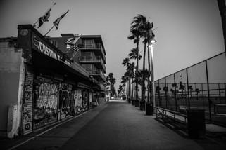 Los Angeles Lockdown, 2020