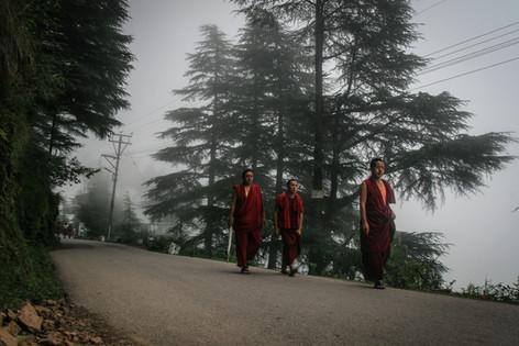 Dharamshala, India, 2006