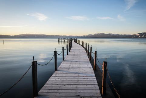 Lake Tahoe, California, 2018