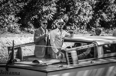 George Clooney & Brad Pitt