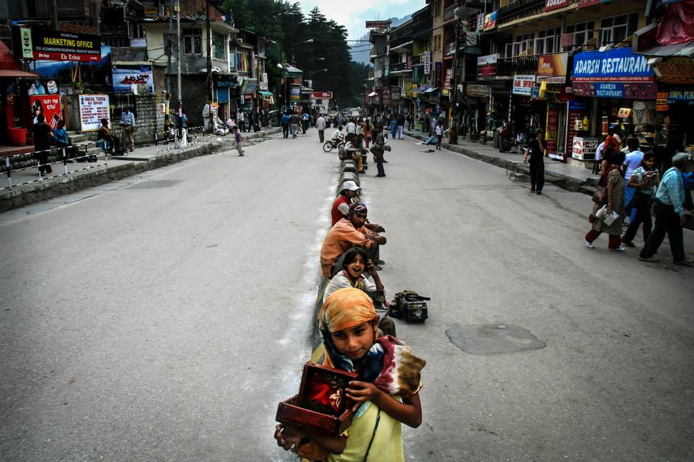 Manali, India, 2006