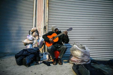 Skid Row, Los Angeles, 2011
