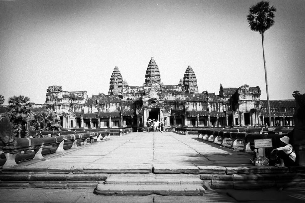 Angkor, Cambodia, 2003