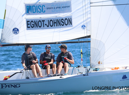 GovCup Day 4: Jack Parkin (USA) and Nick Egnot-Johnson (NZL) go 1-1 in their Semi-final