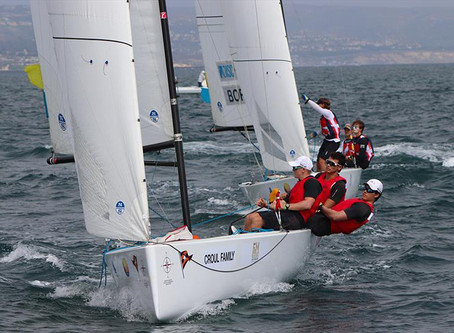 Governor's Cup: Solid start for RNZYS Teams on Day 1