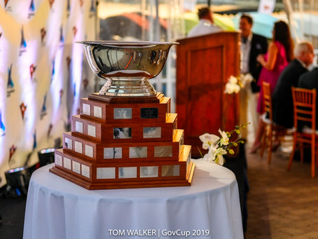 Australians lead 53rd Governor's Cup