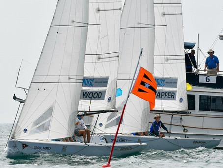 Governor's Cup International Youth Match Racing Championship announces revised 2021 entries